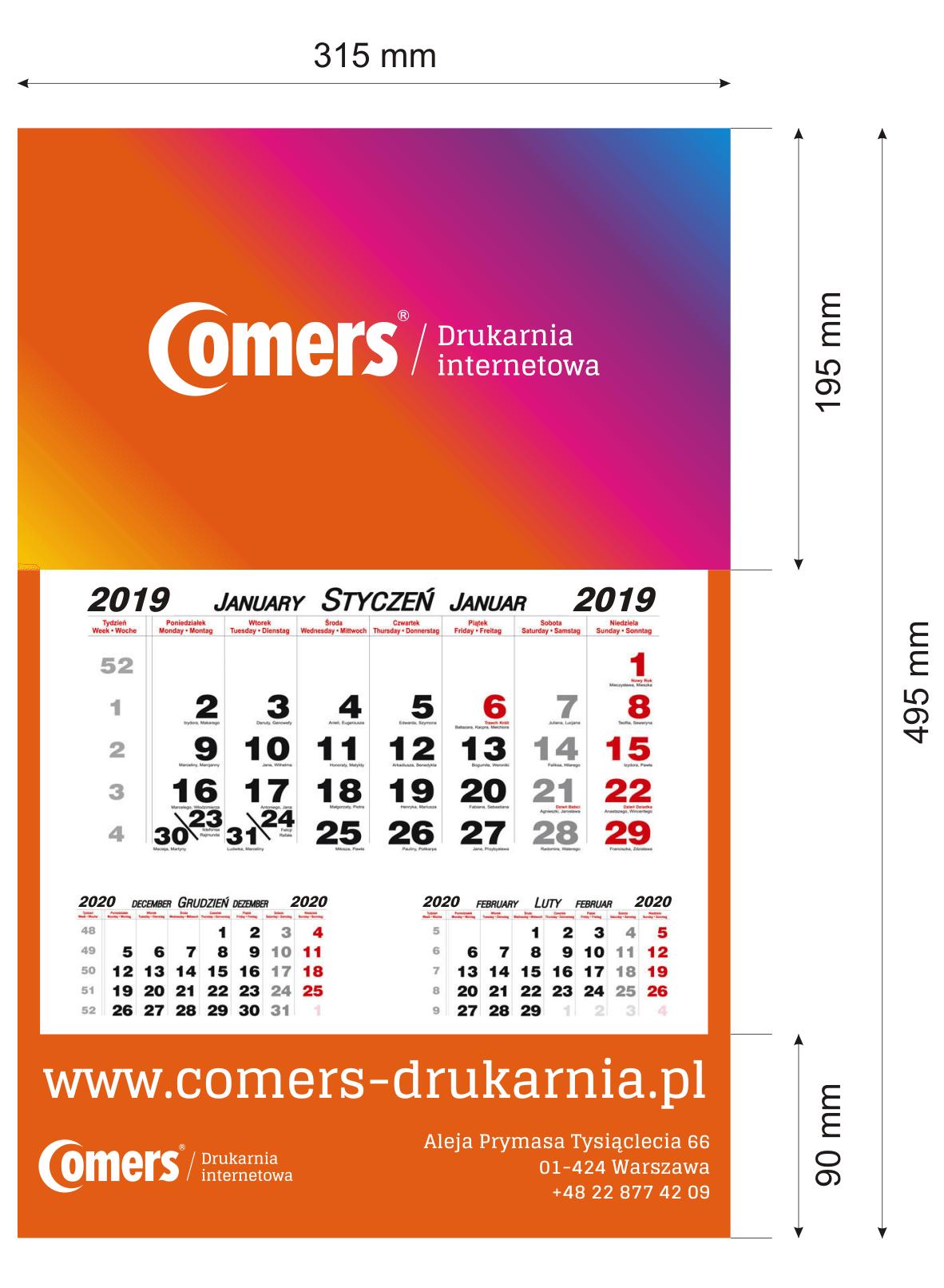 kalendarz-jednodzielny-makieta-drukarnia-comers