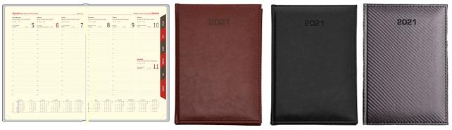 Kalendarz-książkowy-2022-A4-tygodniowy